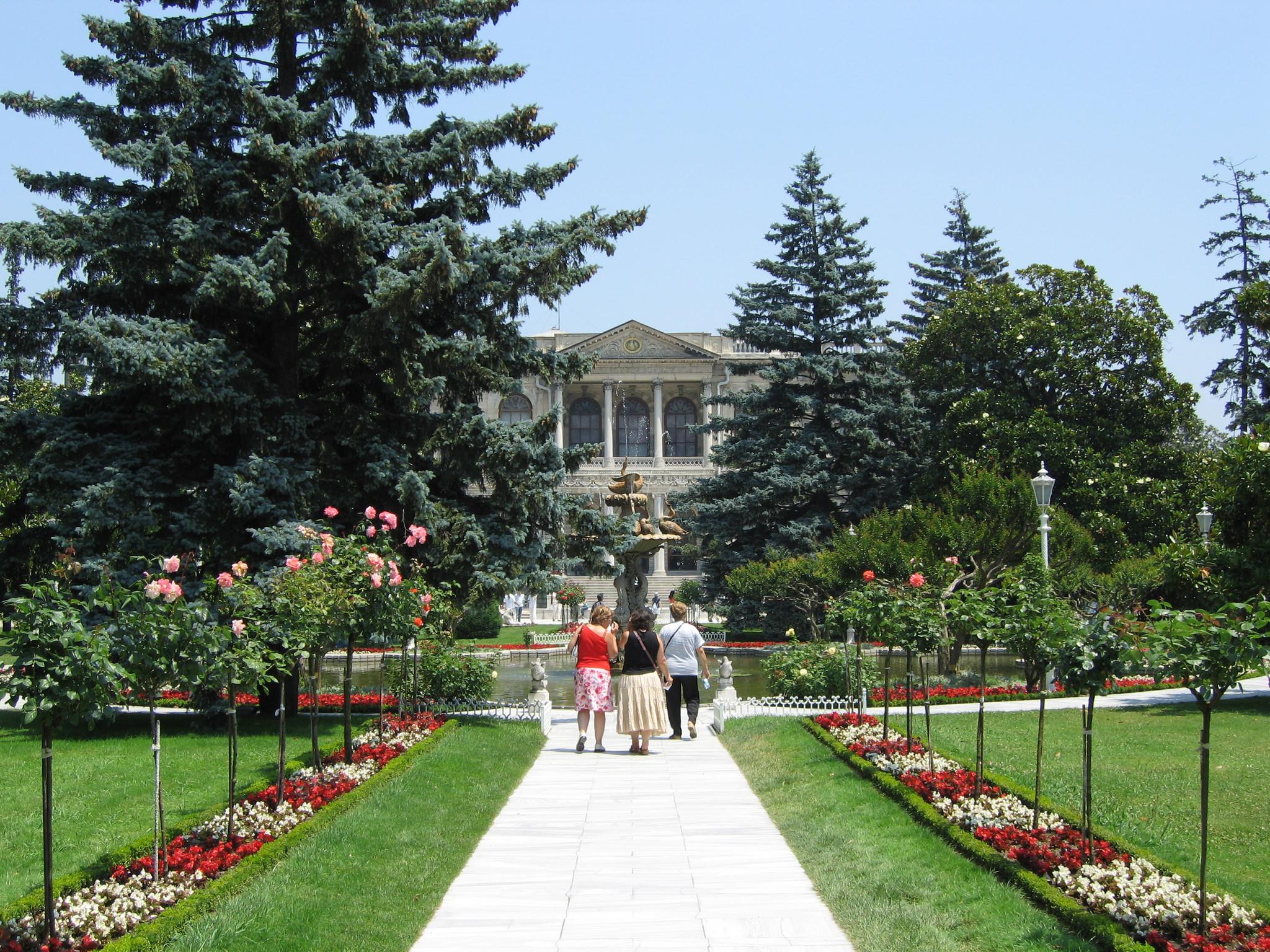 Ottoman Palaces (Istanbul)