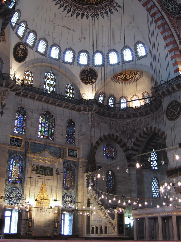 sultan ahmed mosque turkey essay